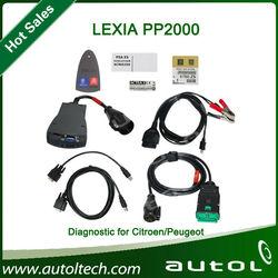 Professional 30pin with Lexia-3 Lexia3 Lexia 3 V48 Citroen/Peugeot Diagnostic PP2000 Lexia 3 PSA XS Evolution