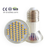 3W E27 2835SMD glass cup indoor CE/RoHS LED lighting bulbs