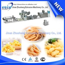 Best selling commercial corn snacks cereal puffing machine