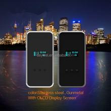 ebay china website hot sell 0.1-0.3 sub ohm tank vv vw box mod e cigarette smy50 tc 7-35w temperature control vaporizer