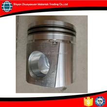 4933120 QSC8.3 diesel engine part aluminum piston