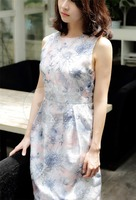 Professional design Showy Pretty and colorful japanese prom dress