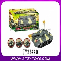 Battery Operated Military Vehicles Toy Tank for sale