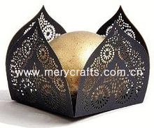 Nice wedding accessories! laser cut various colors mini sweet cake wrappers excellent cake decoration from Mery Crafts