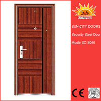 Steel south indian front door window inserts designs SC-S046