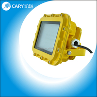 dockyard 2015 30W led explosion proof flood light for tank coating