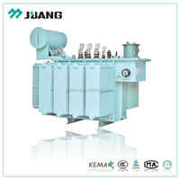 11kv voltage oil immersed electronic power distribution transformer