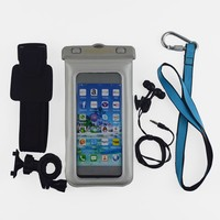 Mobile Phone Waterproof Pouch Bag for Cell Phone