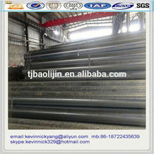 galvanized steel pipe for fluid
