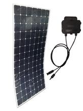 23% high efficiency 125*125 USA solar cell shine flexible Panel