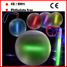 "inflatable Led Light up beach ball 10"""