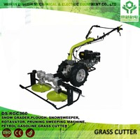 DS-RGC360 snow grader,plough, snowsweeper, rotavator, pruning sweeping machine, petrol gasoline grass cutter