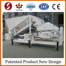 MC1800 Mobile Concrete Batching Plant For Sale