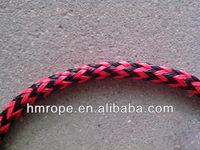 pp braid rope/pp water ski rope/pp hollow braid rope