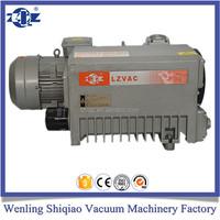 Single stage oil sealed rotary vane vacuum pump repairs