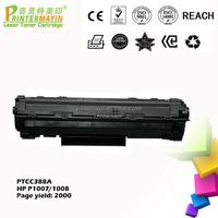 Factory Price 388A Toner Cartridge FOR HP Laserjet P1007 / P1008 (PTCC388A)