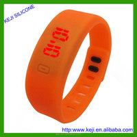 New Arrival Simple Silicone Unisex LED Watches, Watch Manufacturer Supplier Exporter