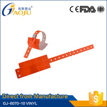 Guarantee of in time delivery promotional gift buy wristbands