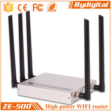 BCN5357 300M 64M Memory 8M Flash 1 WLAN 4 LAN 30dBm 1200mW rj45 network wireless 3g router