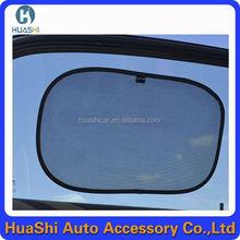 black nylon mesh static electricity car sunshade sticker