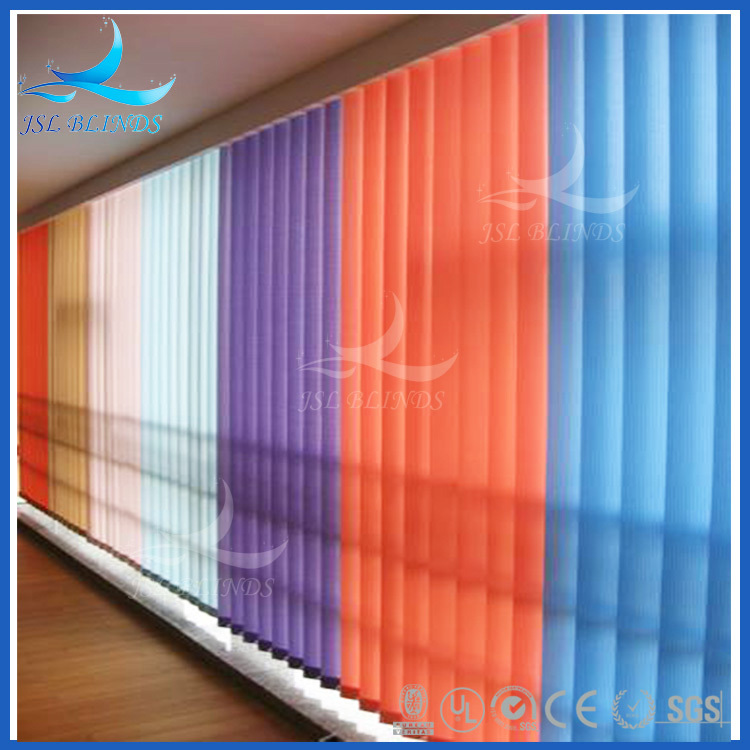 Fabric Material Rainbow Colored Window Blinds Buy