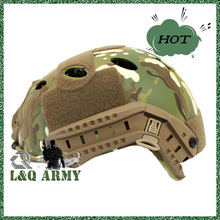 Airsoft Tactical Helmet Fast Base Jump Simple Protection High Speed PJ Airsoft Helmet