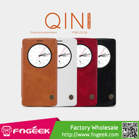 NILLKIN Qin Series Leather Case View Window case for LG G4
