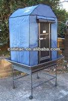Custom made bird cage cover