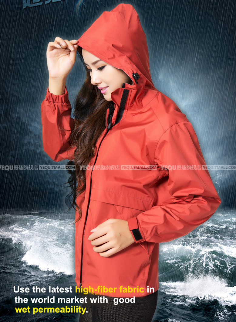 Korean Raincoat Jacket 11
