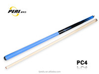 PERI PC series pool cue stick with 3D wrap --center joint billiard cues manufacturer