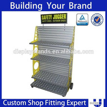 convenience store supermarket potato chip & snack display rack