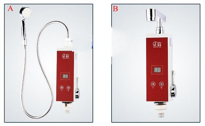 Электрический водонагреватель 3200W HM