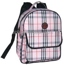 classic style top quality school bag suit for girls, girl school bag