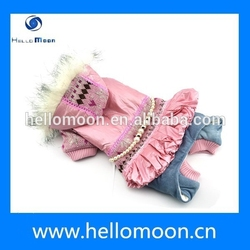 China Pretty Warm Four Legs Pet Winter Dog Clothes