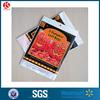 30 microns plastic Halloween garbage bags plastic pumpkin leaf bags outdoors