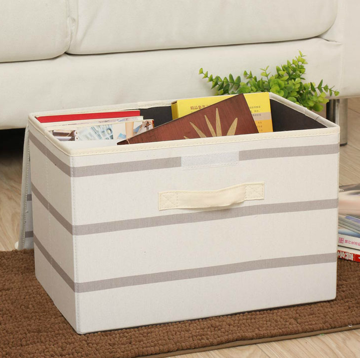 foldable storage box decorative storage box with lids. Black Bedroom Furniture Sets. Home Design Ideas