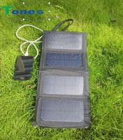 Hot New Waterproof Solar Charger Portable Phone Charger Foldable Outdoor Solar Charger Bag