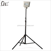 Factory price street light outside solar garden light 6W