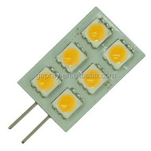 10W Equivalent 1W Quadrate SMD 5050 side pin LED G4 rectangle