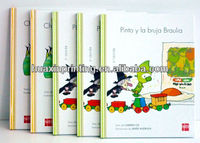 newly full color children activity a5 paper book printing service