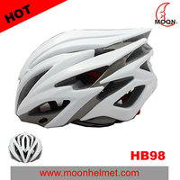 HB98 Aerodynamic trustworthy carbon fiber helmet available in various colors and sizes