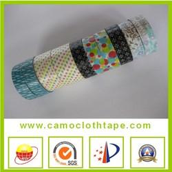 Japanese Custom washi tape,washi masking tape,assorted design washi tape