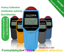 Portable Safety CH2O Formaldehyde Test Meter/Gas Detector