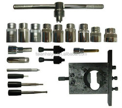 Common rail injector tool kit for repairing injectors / dismantling tool 20piece /set