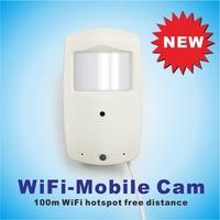 HD PIR Phinhole Night vision Video Spy Cam Hidden Camera Long Time Recording Wireless Security Cameras