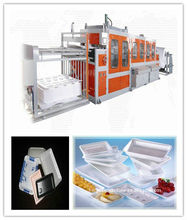 machine for disposable foam plates