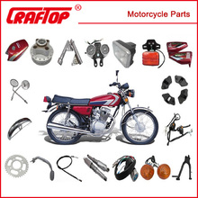 factory direct selling wholesale Chinese motorcycle parts for various models