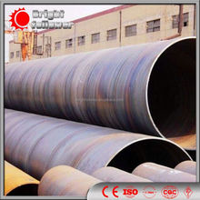 SAWH Welded Pipe/SSAW Steel Pipe/ 4 inch stainless steel pipe fittings