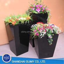 Hot sell Fiberglass Large garden flower planter