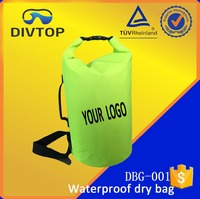 500D PVC canvas waterproof dry bag with custom logo